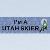 Salt lake city ski Baby Hats