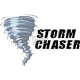 Storm Chaser Sports Water Bottle