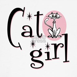Cat Girl T