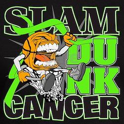 Slam Dunk Cancer Lymphoma T