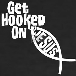 Get Hooked On Jesus Shirt