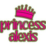Princess Alexis Water Bottle