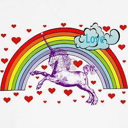 Cute Unicorn T