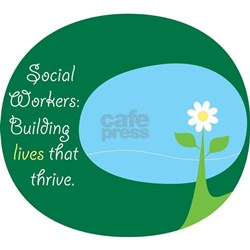 Social Workers: Building Live Tee