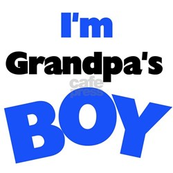 I'm Grandpa's Boy Creeper Infant T-Shirt
