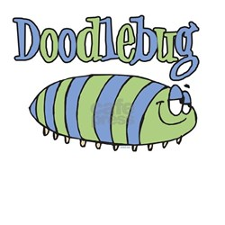 DoodleBug Creeper Infant T-Shirt