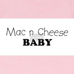 Mac n Cheese baby Creeper Infant T-Shirt