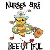 Bees and nurses Wall Decals