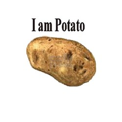 Cute Potatoe Infant T-Shirt