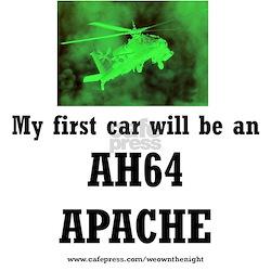 AH64 Apache Infant T-Shirt