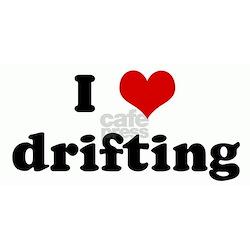 I Love drifting Infant T-Shirt