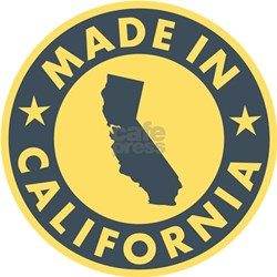 Made in California Infant T-Shirt