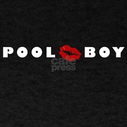 Pool Boy Black T-Shirt
