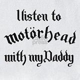 I listen to daddy Bib
