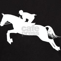 Horse Jumping Silhouette T-Shirt