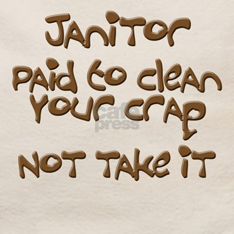 JANITOR Quotes Like Success