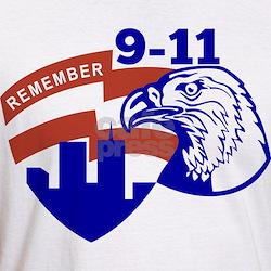 9-11 American Eagle Shirt