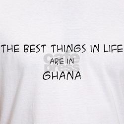 Best Things in Life: Ghana Shirt