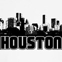 Houston skyline Sweatshirts & Hoodies