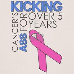 KickingCancer1Year T-Shirt