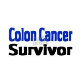 Colon cancer awareness Wall Decals