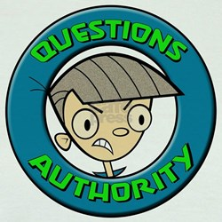 Questions Authority Figures T