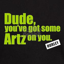 Lost - Hurley, dude tshirts