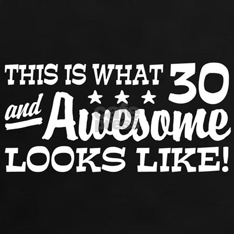 funny_30th_birthday_womens_dark_tshirt.jpg?color=Black&height=460 ...