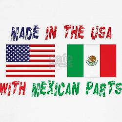 American Mexican Kids T-Shirt