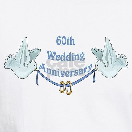 60th wedding anniversary shirt by sagart - Color of th anniversary ...