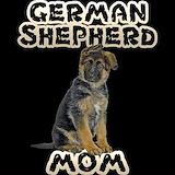 German shepherd mom Pajamas & Loungewear