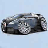 Bugatti veyron Baby Bodysuits