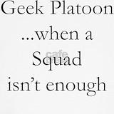 Geek platoon Sweatshirts & Hoodies