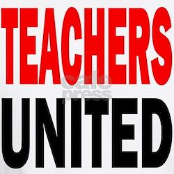 Teachers United: Shirt