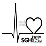 Seattle Grace Hospital Coffee Mug