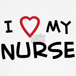 I Love Nurse Kids T-Shirt
