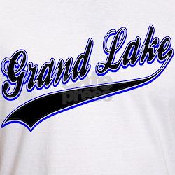 Grand Lake Baseball Logo Shirt