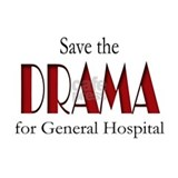 Drama on General Hospital Coffee Mug