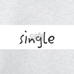 men's single grey tee