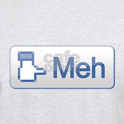 The Facebook MEH button T-Shirt