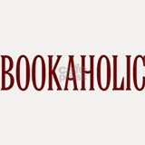 Bookaholic Shot Glass