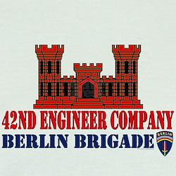 42nd Engineer Company T