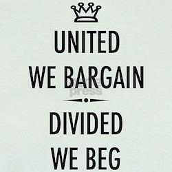 Bargain or Beg T
