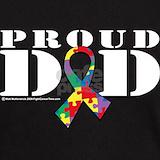 Aspergers dad T-shirts