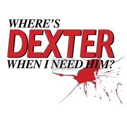 NEED DEXTER Tee