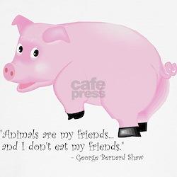 Animals are my Friends Kids T-Shirt