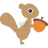 Squirrel Baby Hats