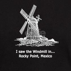 Windmill Black T-Shirt