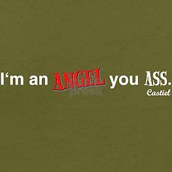 'Castiel: I'm an Angel...' T-Shirt