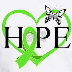 Heart of Hope Lymphoma Shirt